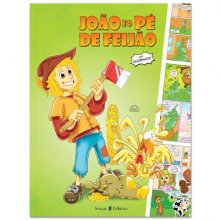 João e o Pé de Feijão em Quadrinhos