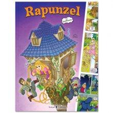 Rapunzel em Quadrinhos