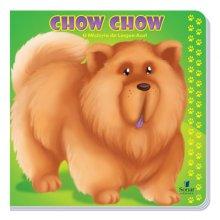 Chow Chow - O mistério da língua Azul